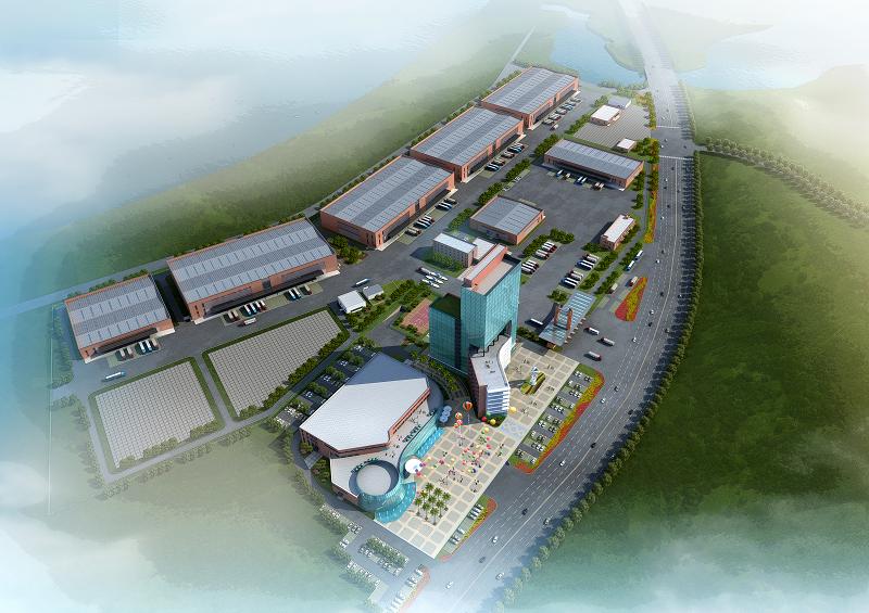 贵港西江保税物流中心(B)型项目