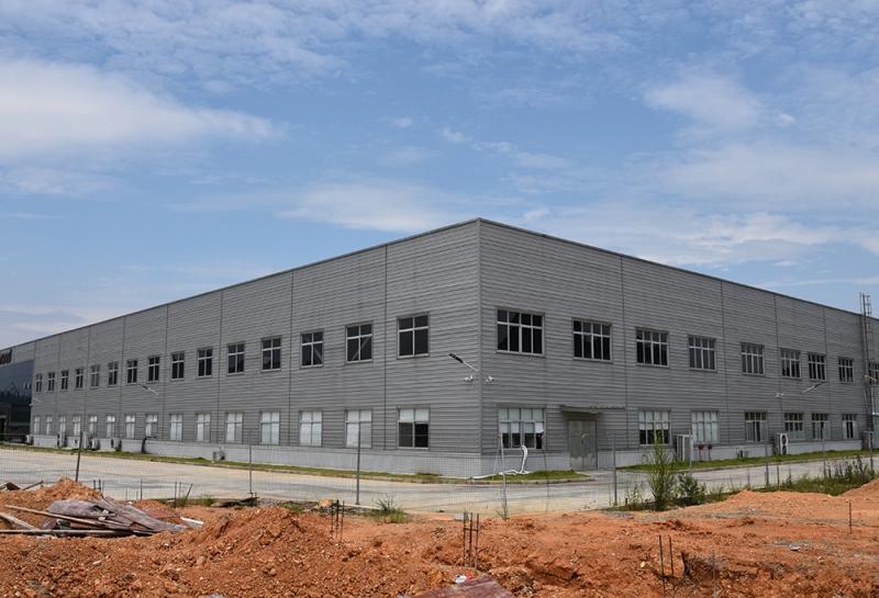 广西博禄德电子有限公司6号厂房工程
