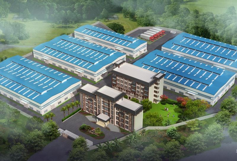广西上林县日升机械制造有限公司项目工程