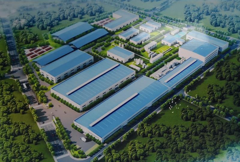 广西新威林木业有限公司年产22万m3 OSB生产线项目