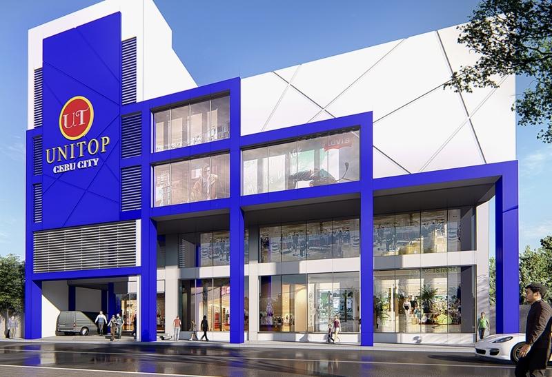 菲律宾宿务维达国际商场工程