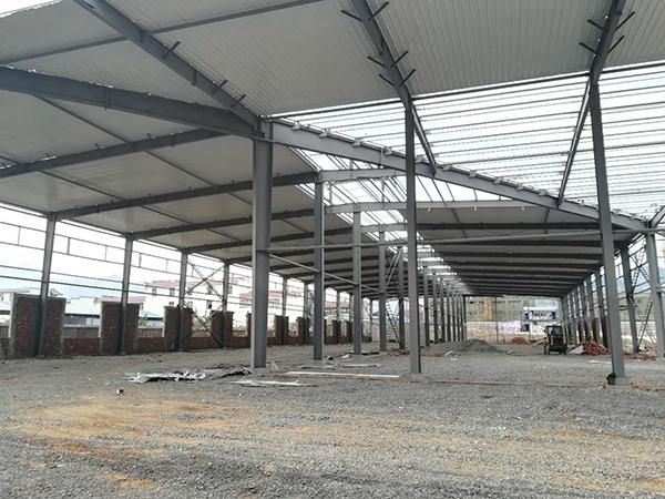 贵州专业建筑钢结构价格