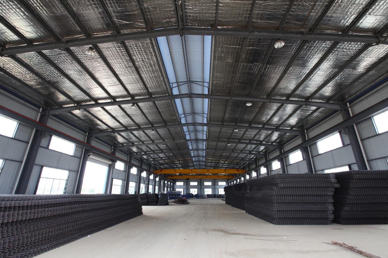北海承建钢结构总包施工