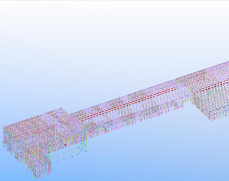 轻钢结构工程简述
