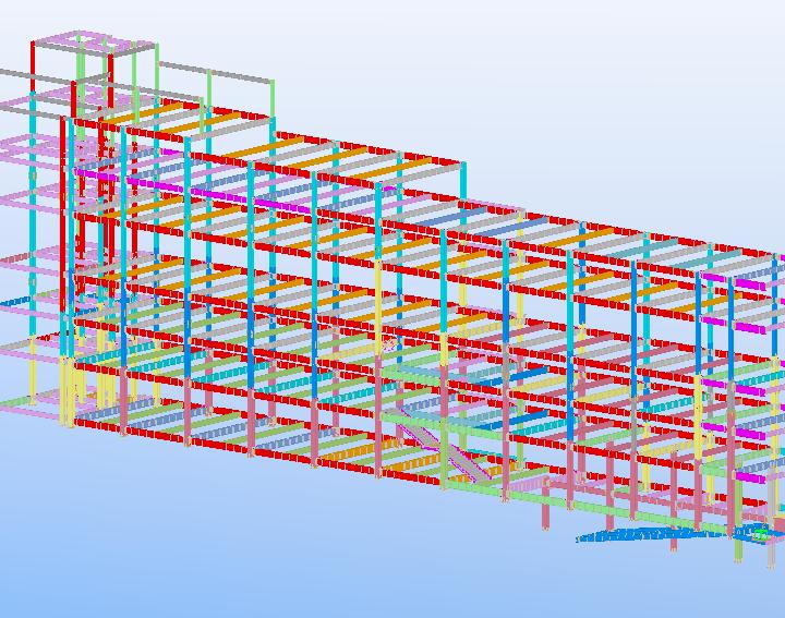 多高层钢结构工程简述